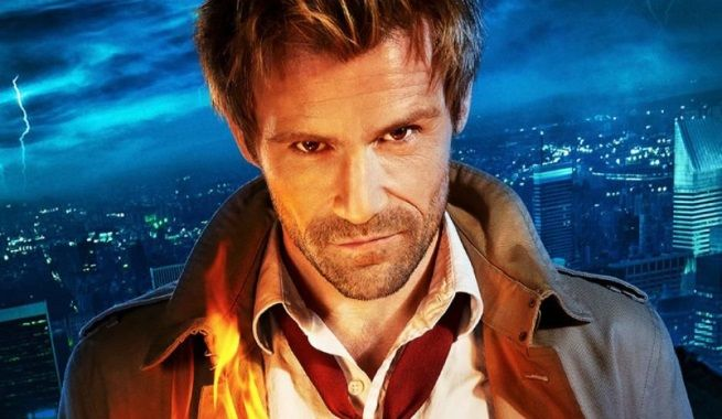 John Constantine Confirmed For Episode 5 Of Arrow Season 4, More Details About His Appearance - It's All The Rage