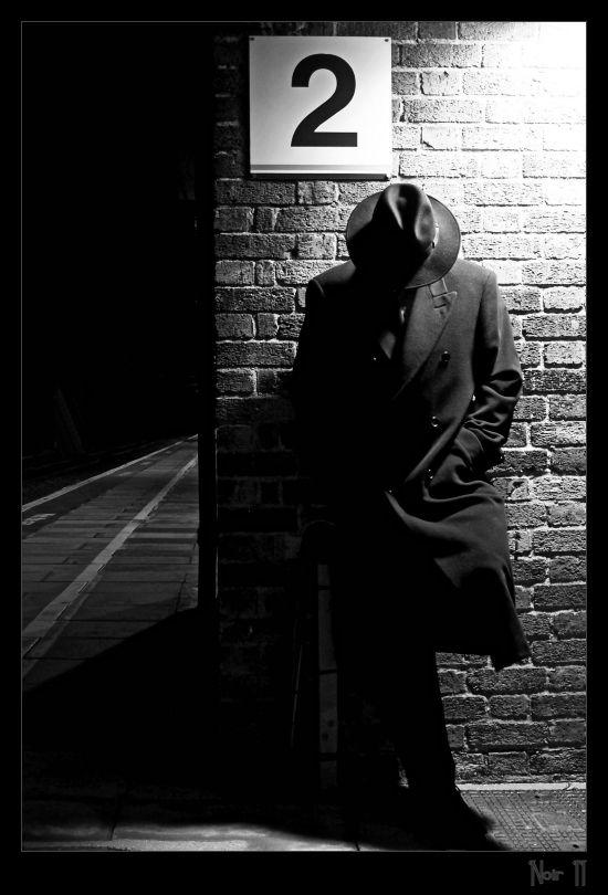 Noir II by Bogbrush