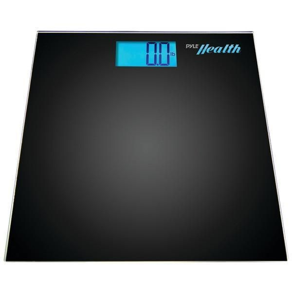Pyle PHLSCBT2BK Bluetooth Digital Weight Scale (Black)