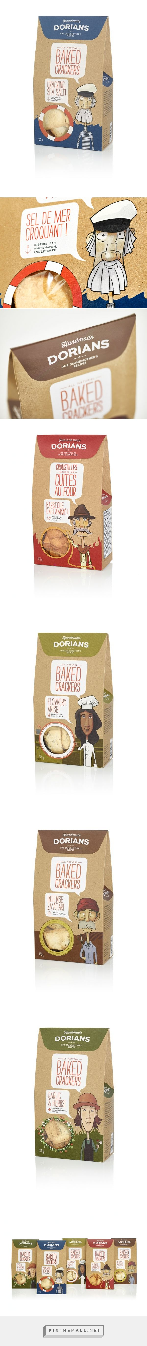 Dorians / line of healthy snack foods