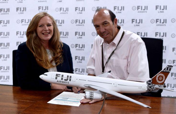 Travelport Develops New Mobile App for Fiji Airways