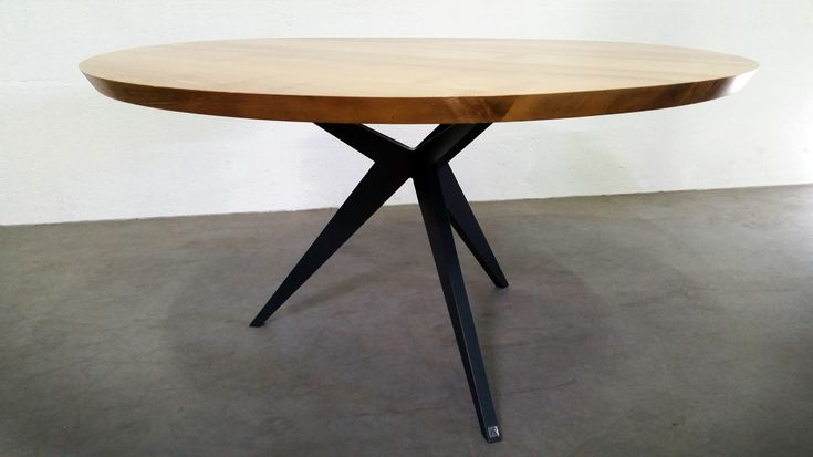 table repas PAPILLON RONDE - ARTMETA / Tables métal et bois