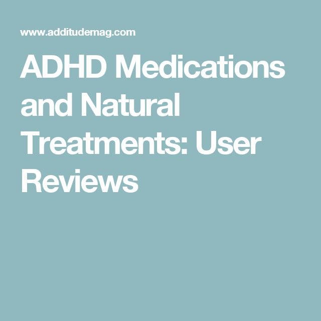 medication vs natural treatment for adhd Learn about natural remedies for treating the symptoms of adhd this article looks how supplements and lifestyle changes may be able to help.