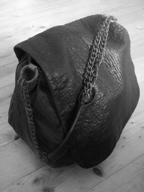 VanillaChocolateStyle: NEW IN: My new AllSaints LILIA Bag