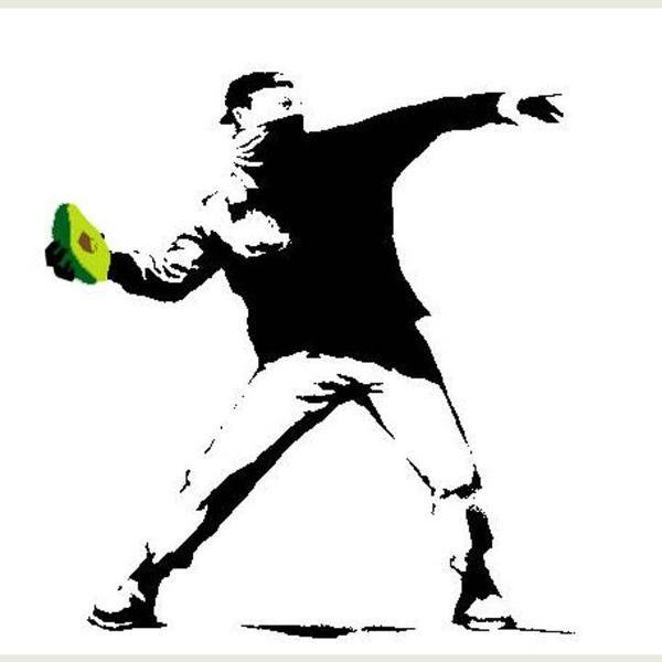 "#paintingparody #banksy ""PROVOKADOS"" http://t.co/IiHQ3L9lPa"
