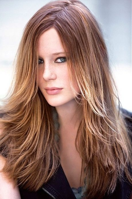 Stylische Frisuren Für Lange Haare Frisuren Haare Lange