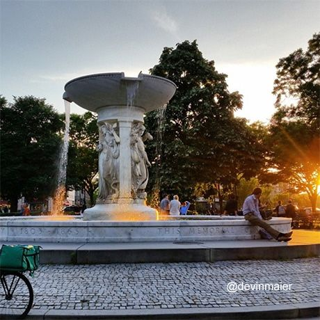Ideas for what to do and where to eat in the Dupont Circle neighborhood in Washington, DC