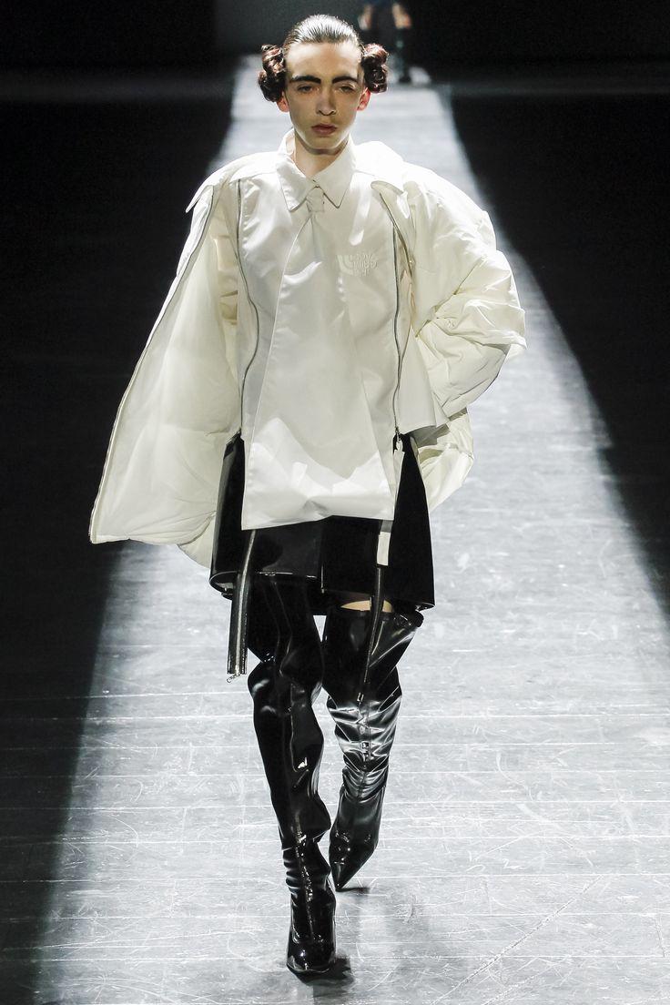 Hood By Air Fall 2016 ReadytoWear Fashion Show Hood by