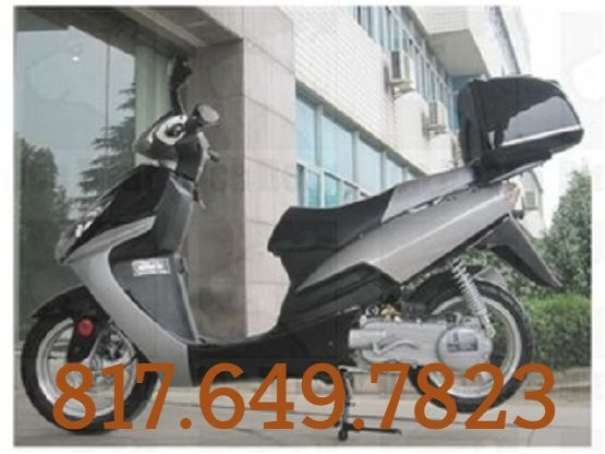 ICEBEAR 150CC SPORTX STREET GAS SCOOTER MOPED Sale Price: $999.00