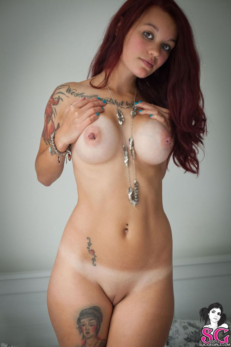 tattoo naked girls