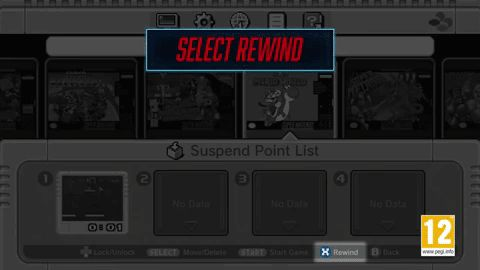 Nintendo reveals an in-game rewind feature for SNES Classic