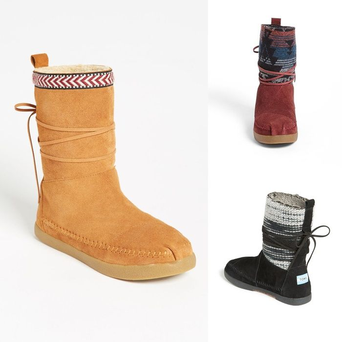 Rank & Style - Toms Nepal Boots #rankandstyle