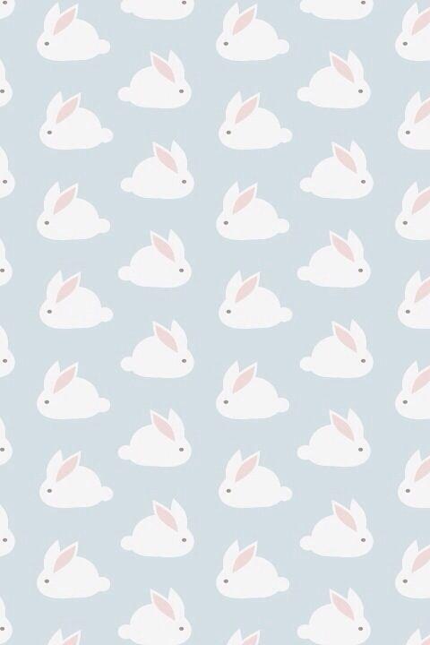Kawaii Wallpaper Iphone 6 Bunny Iphone Wallpaper Wallpaper Motif Motif
