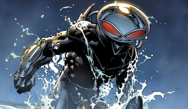 One Aquaman Actor Is Geeking Out About His Role