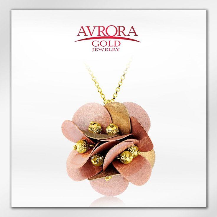 Ваше солнечное настроение будет всегда с вами!   #avroragold #аврораголд #девушка #украшения #золото