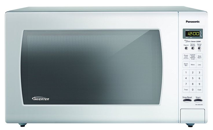 how to use panasonic microwave oven for baking