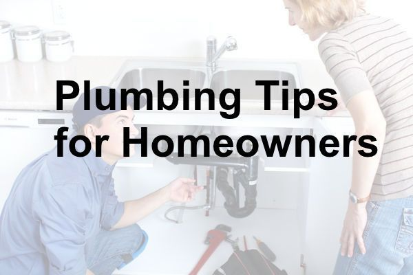 Simple Plumbing Tips That Work Well And Everyone Can Understand Heating Company Plumbing Homeowner