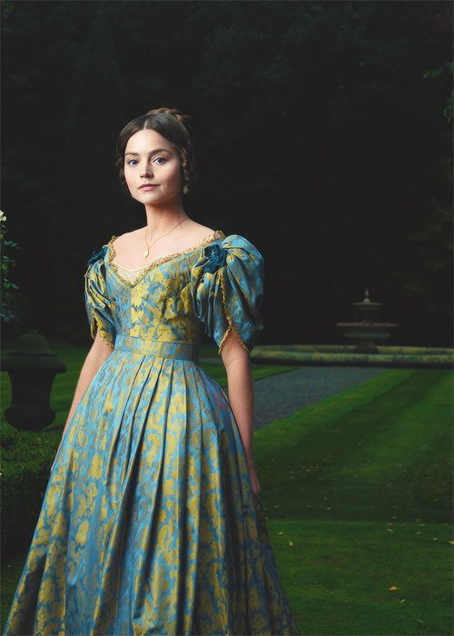 Jenna Coleman as Queen Victoria - Still not sure what to think of this. She doesn't LOOK like her.