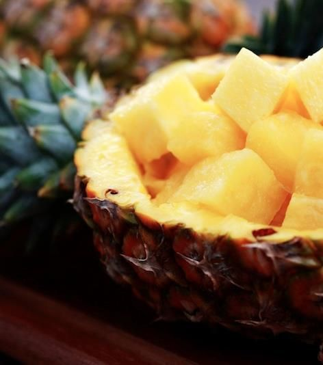 Pineapples are juicy and delicious, but did you also know they help your digestive system, build up your immune system, and protect your vision! Check out these additional foods that are also beneficial for your health. (Improve Cholesterol Immune System)