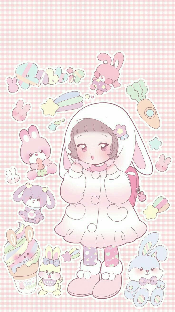 Wallpaper Kawaii Kawaii Wallpaper Kawaii Art Cute Wallpapers