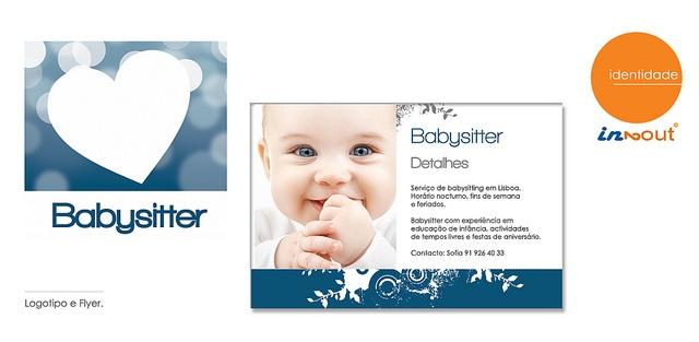 Babysitter  Graphic Design 2012