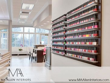 Nail Salon Interior Design   Google Search