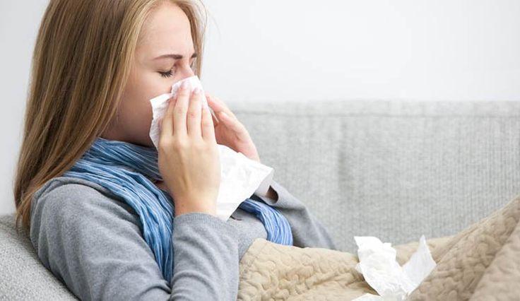 La nariz congestionada puede ser causada por la inflamación de los vasos sanguíneos en las membranas que cubren el interior de las fosas nasales, por causa de la gripe, sinusitis, alergias o un resfriado. 5 Remedios Caseros Para Descongestionar La Nariz