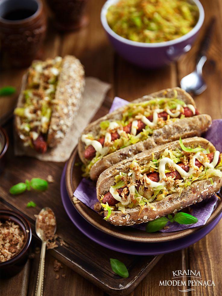 zdrowy fast food, czyli domowy hot dog