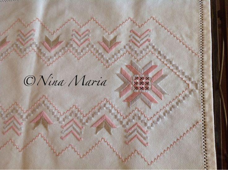 Nina Maria ⭐️ ponto reto