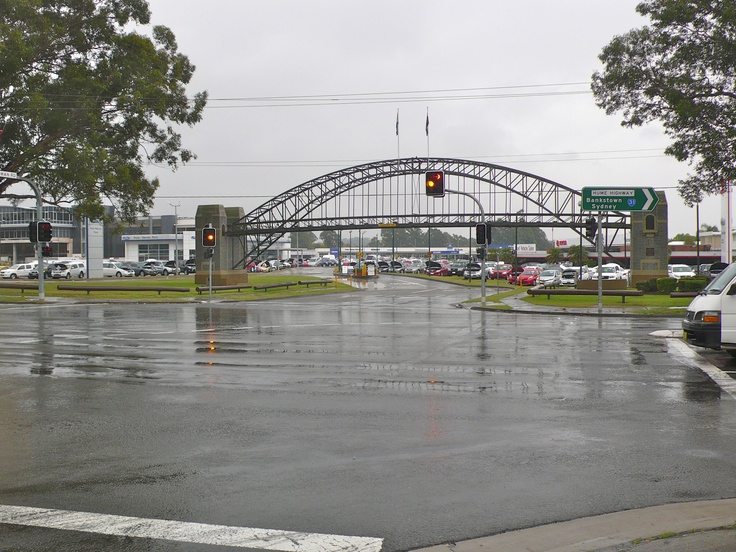 (Mini) Harbour Bridge, Warwick Farm NSW