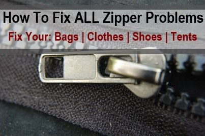 Image Result For How To Fix A Broken Zipper On Jeans Without Sewing