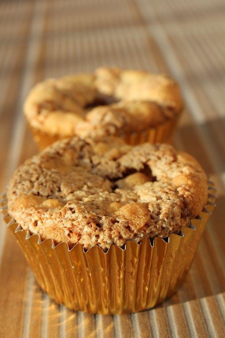 Mágnás diós muffin