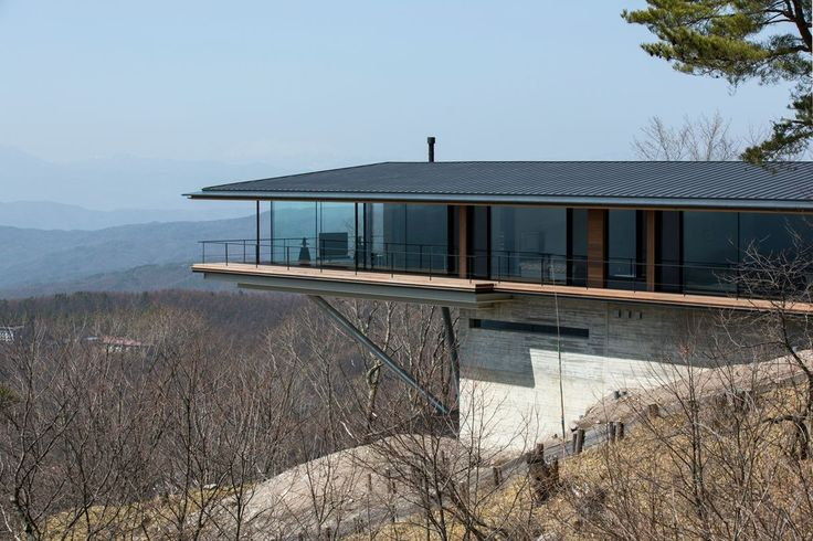 House In Yatsugatake - Picture gallery