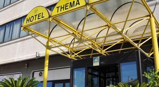 Hotel Thema - 3 Sterne #Hotel - CHF 39 - #Hotels #Italien #RoccaSanGiovanni http://www.justigo.li/hotels/italy/rocca-san-giovanni/thema_118395.html