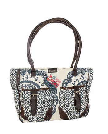 Shipping worldwide. Mongoose handcrafted handbags. The cotton and linen fabrics used are all 100% natural, colourfast and highly durable with their unique, attractive designs. All the bags are trimmed with local bovine leather, with fine detail ensuring strength and resilience.