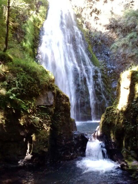 Susan Creek Falls, Oregon hr 35 min from Medford)