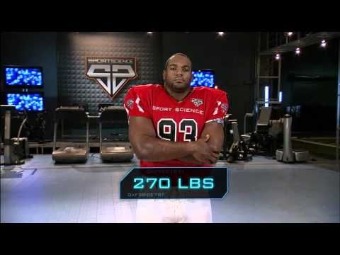 Dwight Freeney Spin Move - Sports Science