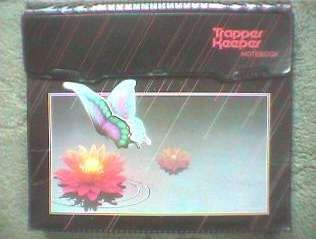 Trapper Keeper - Had this exact print