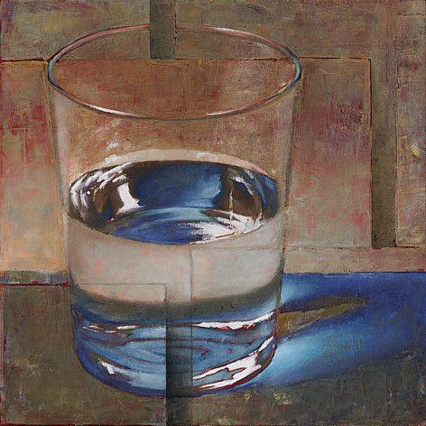 """Glass"" - Pintura de Sergio Cerchi"