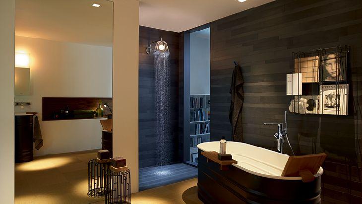 Träumen Sie von einem wohnlichen Bad? Einem Ort der Ruhe mit einer entspannenden Atmosphäre, bei dem sich starre Raumgrenzen wie magisch auflösen?