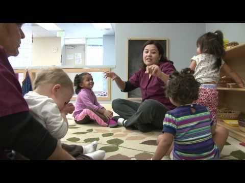 Family Star Montessori - The Adult - YouTube