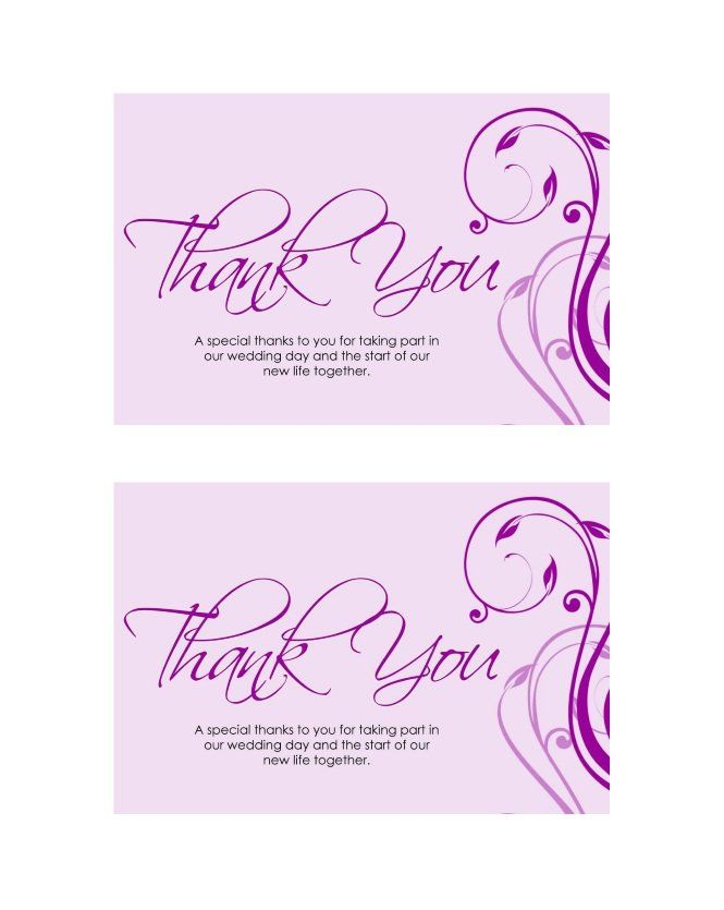 11 Thank You Certificate Templates Free Printable Word Pdf Thank You Card Template Printable Thank You Cards Business Thank You Cards