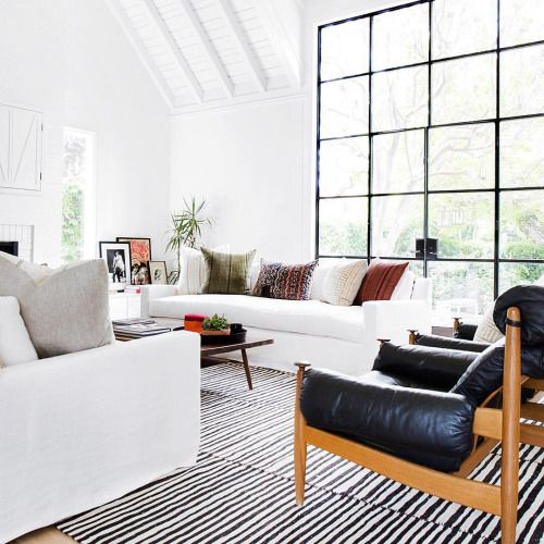 White Living Spaces: 1978 Best Living Spaces Images On Pinterest
