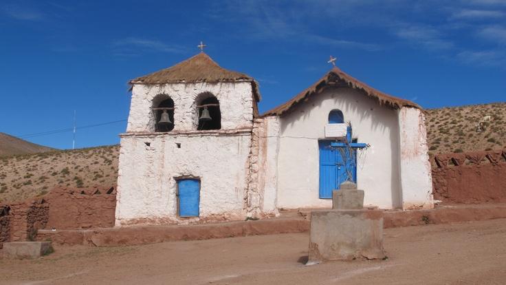 Old Church, San Pedro de Atacama