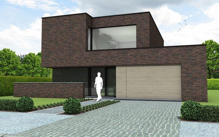 die besten 25 kubus haus ideen auf pinterest moderne garage moderne home pl ne und. Black Bedroom Furniture Sets. Home Design Ideas