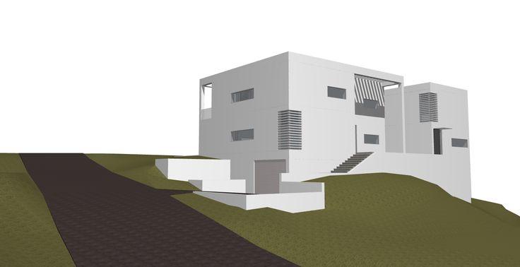 4 houses Tittutveien Oslo III