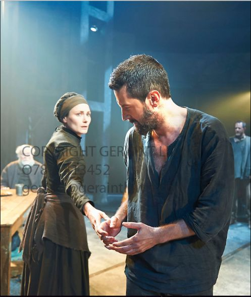 \2014-06-29  Richard Armitage and Anna Madeley in The Crucible...(his hands are so graceful.)