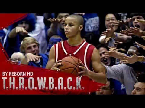 Stephen Curry High School Basketball Highlights - YouTube
