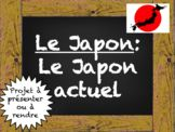 Le Japon - Projet Culture
