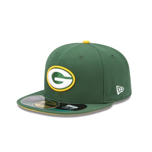 Green Bay #Packers 2012 New Era® 59FIFTY® Sideline Hat. Click to order! - $34.99